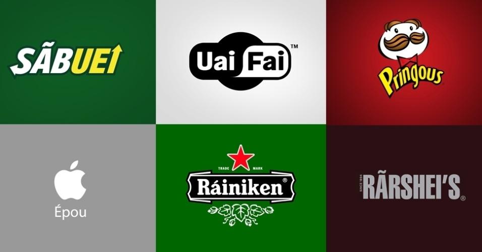Dizer o nome de algumas marcas e termos internacionais nem sempre é fácil, mas o Tumblr ''Como fala'' dá uma mãozinha. Por exemplo, Wi-Fi vira ''Uai-Fi'' e a cerveja Heinneken, ''Ráineken''
