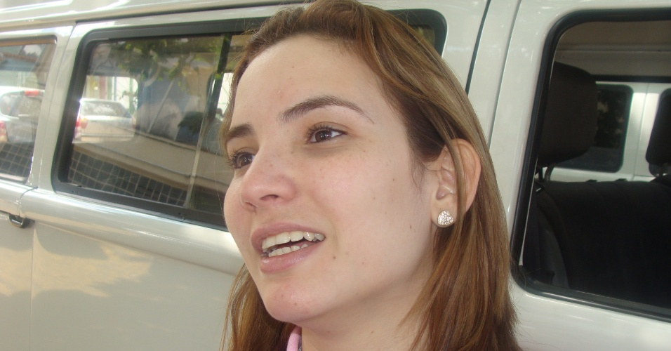 A médica venezuelana Johanna Alejandra Del Moral, 24, que afirmou ter apreciado o pão de queijo mineiro, faz parte do Mais Médicos em MG
