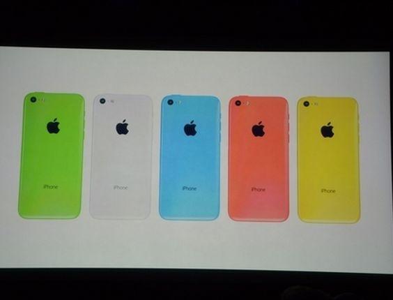 O iPhone 5c tem processador A6 dual-core, tela retina de 4 polegadas, duas câmeras (a traseira é de 8 megapixels), tecnologia Bluetooth 4.0 e, segundo a Apple, será compatível com redes 4G de todo o mundo. Será vendido nas cores verde, branca, azul, vermelha e amarela