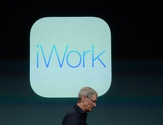 A suíte de aplicativos de produtividade iWork, composta por cinco programas, passará a ser gratuita