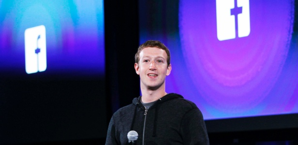 Quase 1,5 bilhão de usuários acessam o Faceboo pelo menos uma vez por mês