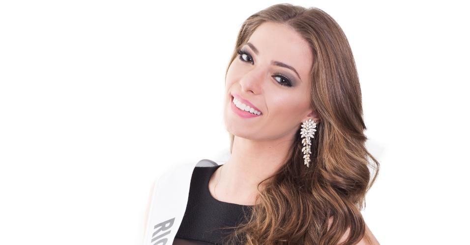 Miss Rio Grande do Sul - Vitoria Centenaro - Candidata ao miss Brasil 2013