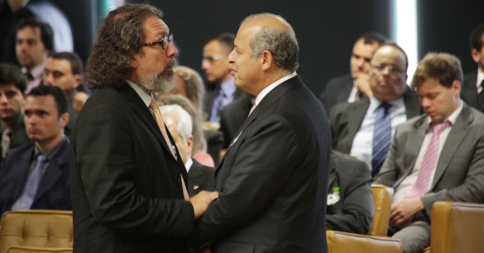 18.set.2013 - O advogado Antonio Carlos de Almeida