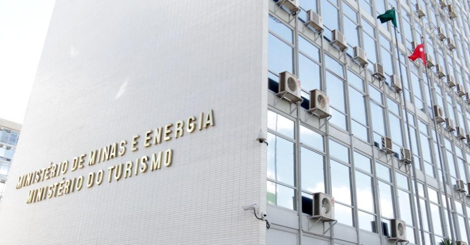 Minist rio de minas e energia foi espionado por canad e for Ministerio de minas