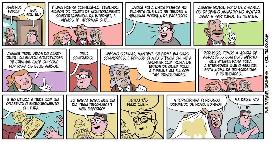"""""""Um homem sério"""" - 11/10/2013"""