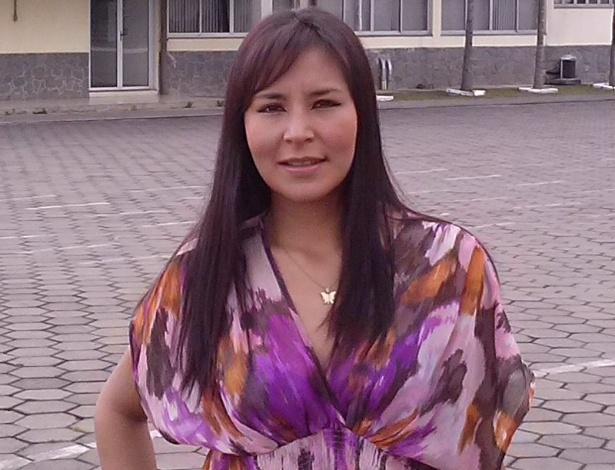 A médica boliviana Melissa Cristal Caballero, de 26 anos, foi selecionada para trabalhar na UBS Vila Curuçá, na zona leste de São Paulo, mas ainda não trabalha