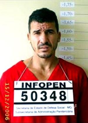 16.out.2013 - Carlo Delgado, 37, nascido em Foz do Iguaçu, Paraná, é procurado por tráfico internacional, conspiração para venda de drogas e resistência à prisão