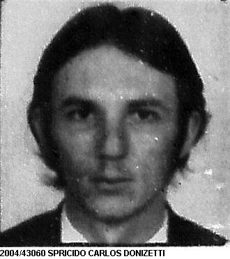 16.out.2013 - Carlos Donizetti Spricido, 57, procurado por evasão fiscal e organização criminosa