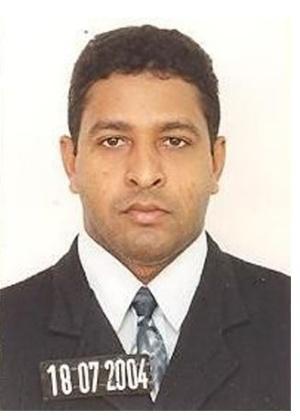16.out.2013 - Denerval Rodrigues de Souza, 43, nascido em Minas Gerais, é procurado por dupla tentativa de homicídio