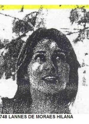 16.out.2013 - Hilana Lannes de Moraes, 43, nascida no Rio de Janeiro, é procurada por autoridades argentinas por raptar uma criança de 10 anos