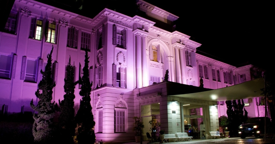 Outubro rosa colore cidades e conscientiza sobre c ncer de - Hospital sirio libanes sao paulo ...