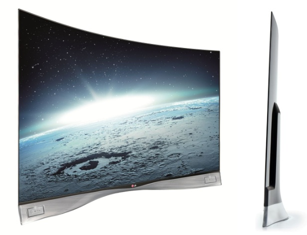 lg come a a vender em novembro tv oled curva por r 40 mil. Black Bedroom Furniture Sets. Home Design Ideas