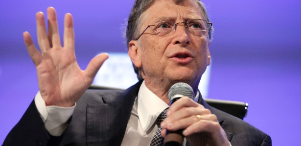 Bill Gates, fundador da Microsoft, foi quem mais ganhou dinheiro em 2013, segundo a agência Bloomberg