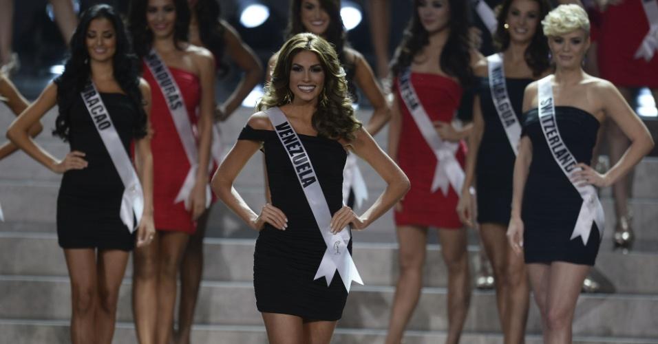 Miss Universo 2013 9.nov.2013 a Miss Venezuela