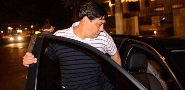 O ex-fiscal da Receita Municipal Eduardo Horle Barcellos, que atuou na fraude da Máfia do ISS, em SP