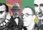 Conheça a história da literatura no Brasil e em Portugal - Arte UOL