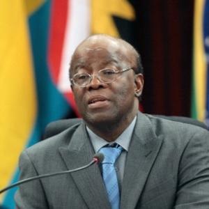 14.nov.2013 - O presidente do STF e relator do processo do mensalão, Joaquim Barbosa