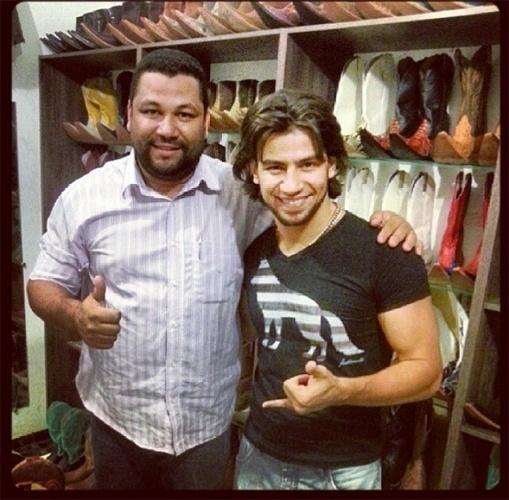 Odirlei Botas, pequena empresa de Campo Grande (MS), do empresário Odirlei Martins