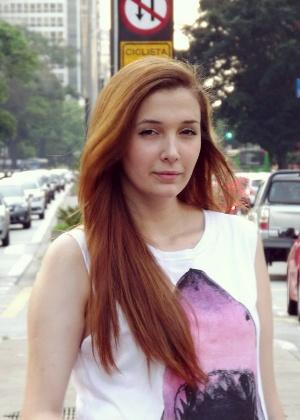 Carla Nunes Gobatti, 17, fará um intercâmbio de 20 dias na França