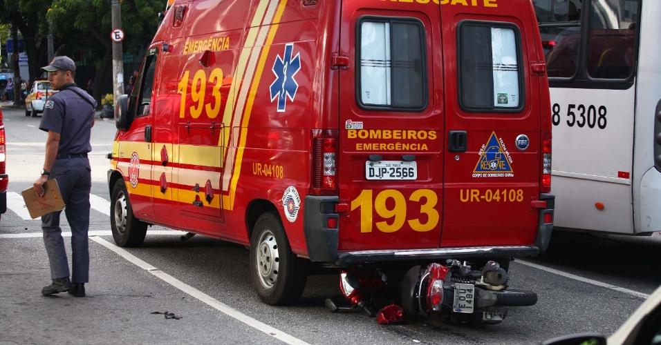 Tres niños mueren y dos resultan heridos en un incendio en Sao Paulo