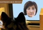 Clique Ciência: Cachorro consegue reconhecer o dono? (Foto: Divulgação/UOL)