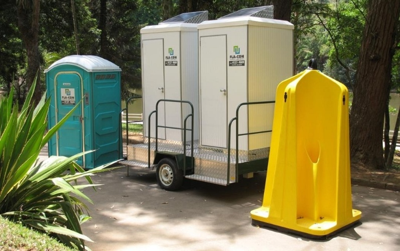 Locação Banheiro Quimico Santos Sp : Veja modelos de banheiros qu?micos para loca??o bol