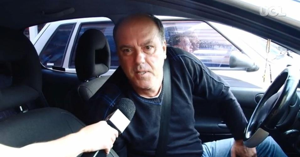 15.jan.2013 - Motoristas temem que ampliação do rodízio cause trânsito nos bairros de São Paulo