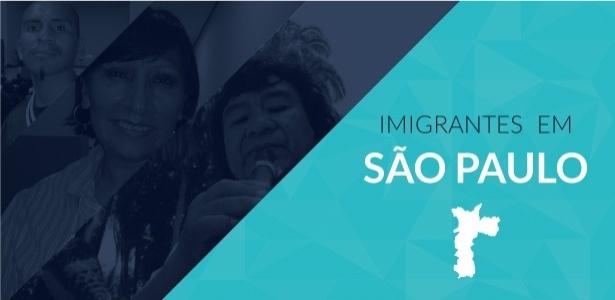 Conheça os redutos e os dramas dos imigrantes que vivem na cidade de São Paulo