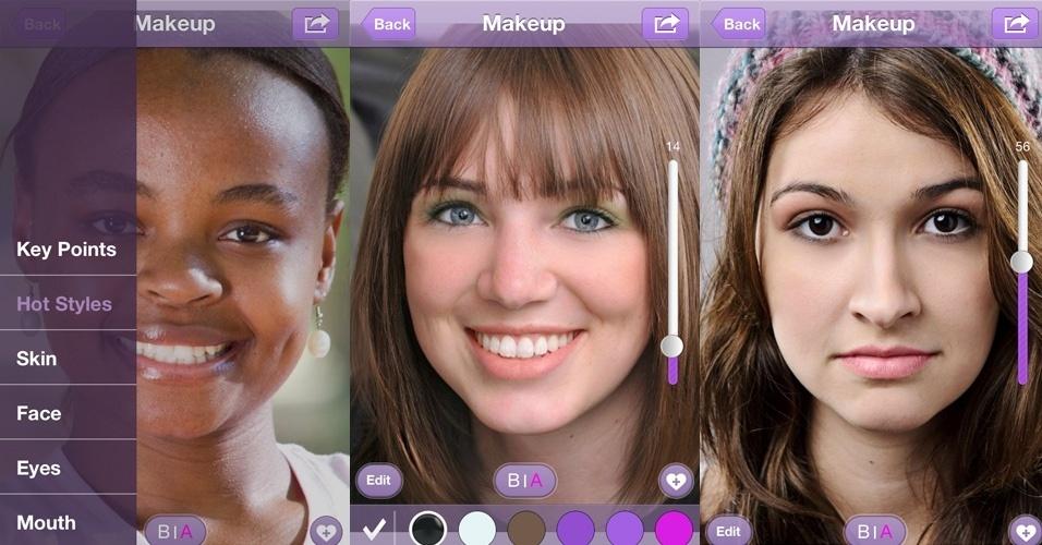 Aplicativos para celular podem melhorar sua aparência nas fotos