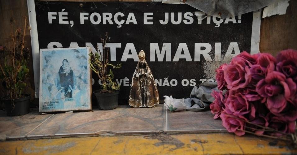 26.jan.2014 - Um ano após a tragédia, ninguém foi preso e nenhuma família foi indenizada