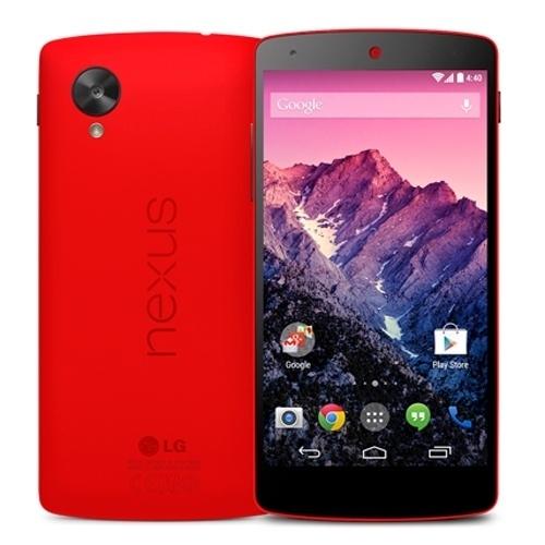 5.fev.2014 - O Google lançou nos Estados Unidos uma versão vermelha do smartphone Nexus 5. Disponível nas versões de 16 GB e 32 GB, o aparelho mantém o preço das versões preta e branca: US$ 350 e US$ 400. O Nexus 5 roda Android 4.4 (Kit Kat), tem conexão 4G, processador quad-core de 2,26 GHz, 2 GB de memória RAM, armazenamento de 16 GB, câmeras de 1,3 e 8 megapixels. Sua tela Full HD de 4,95'' conta com a tecnologia Gorilla Glass 3, que protege o aparelho de quedas e riscos. No Brasil, o aparelho custa R$ 1.799 - a versão vermelha ainda não está disponível