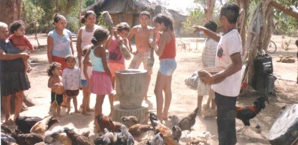 Camponeses em área de projeto criado elo governo do Estado podem ser retirados de área