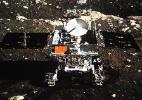 Coelho de Jade, o veículo lunar chinês, se apaga após 31 meses - AFP PHOTO / CCTV