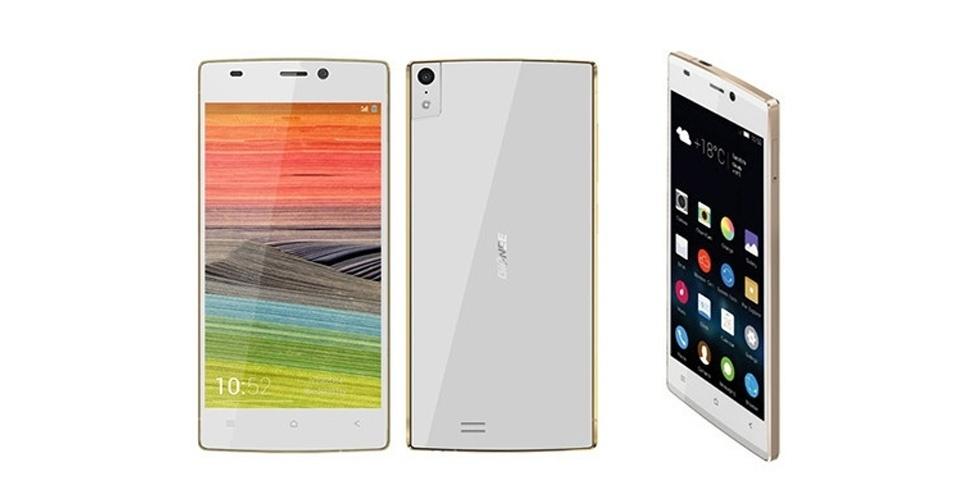 A fabricante chinesa Gionee apresentou o smartphone Elife S5.5. O aparelho chama a atenção pela espessura de 5,5 milímetros -- a empresa diz que é o mais fino do mundo. A título de curiosidade, um iPhone 5S tem 7,6 milímetros de espessura. O smartphone tem um sistema Android modificado chamado Amigo OS, tela de 5 polegadas, processador octa-core de 1,7 polegadas e duas câmeras, sendo a traseira de 13 megapixels e a frontal de 5 megapixels. O aparelho, segundo a empresa, começará a ser vendido por cerca de R$ 370 na China. A Gionee espera vender o aparelho em 40 países ainda neste ano