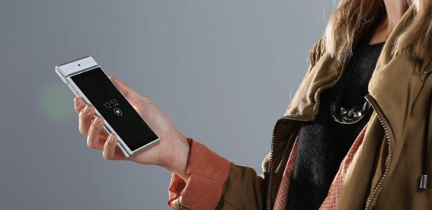 """Imagem disponibilizada pelo Google mostra o Project Ara; celular é montado em """"pedaços"""""""