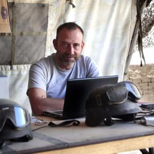"""Sequestrado em setembro de 2013 na Síria, o jornalista espanhol Marc Marginedas foi libertado neste domingo (2), anunciou o jornal """"El Periodico"""""""
