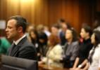 Tribunal analisa saúde mental de Oscar Pistorius