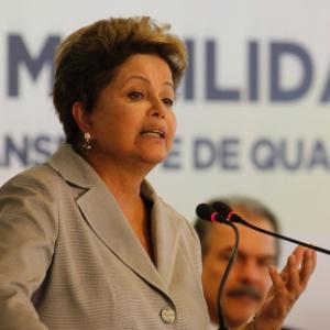 A avaliação do governo da presidente Dilma Rousseff caiu, de acordo com pesquisa CNI/Ibope