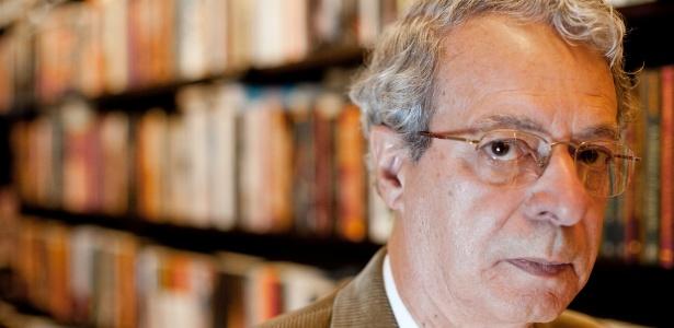 O escritor Carlos Alberto Libânio Christo, conhecido como Frei Betto