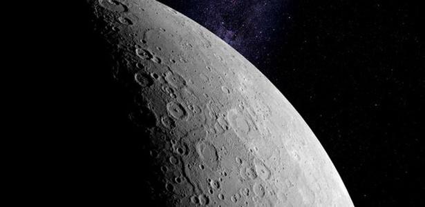 O esfriamento da porção mais interna de Mercúrio teria resultado em um encolhimento de 7 km