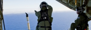 Marinheiro Justin Brown/Defesa da Austrália/AFP