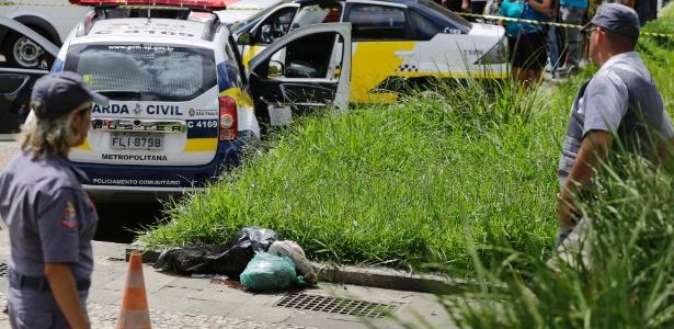 Uma cabeça foi encontrada dentro de um saco de lixo na Praça da Sé, região movimentada do centro de São Paulo, às 12h20 desta quinta-feira (27). O saco foi achado por um transeunte, que suspeitou do formato redondo do conteúdo e notificou guardas civis metropolitanos que estavam no local