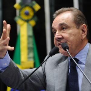 José Agripino Maia, ex-governador do Rio Grande do Norte e presidente nacional do DEM