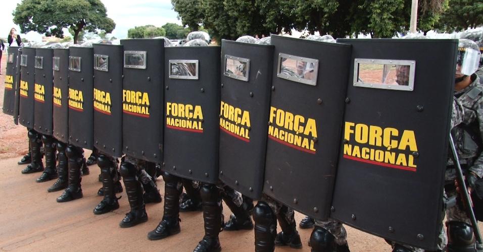 """Brasil: Ministério da Justiça vai """"mudar totalmente"""" a formação e o modo de atuação da Força Nacional"""