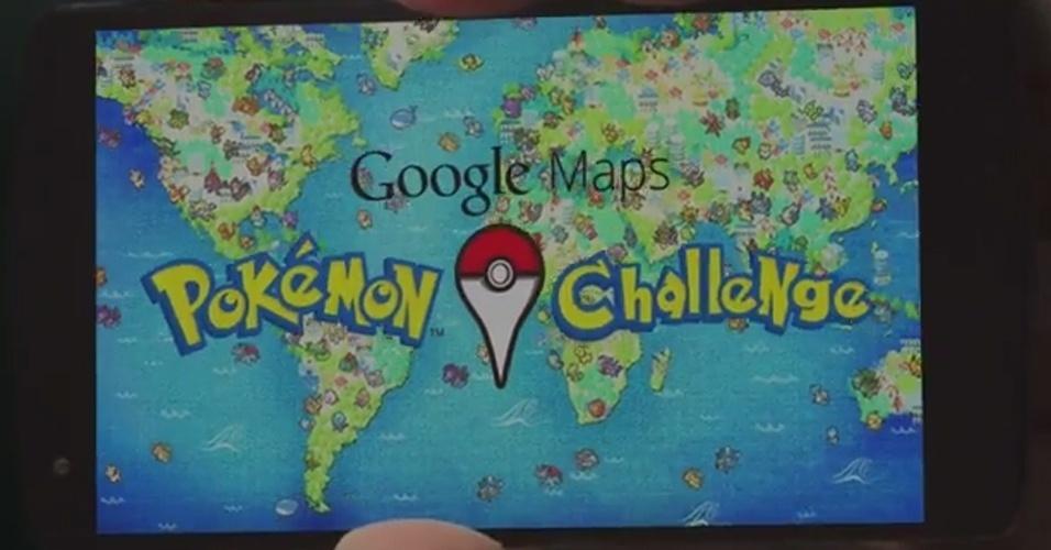 2014 - O aplicativo Google Maps ganhou uma atualização que coloca diversos personagens de ''Pokémon'' nos mapas virtuais. ''Para encontrar e capturar todos eles, você precisará entrar em contato com seu mestre Pokémon interior'', diz a instrução da brincadeira. Aquele com melhor desempenho, afirma o vídeo institucional, poderá ser contratados para o cargo de mestre Pokémon no Google