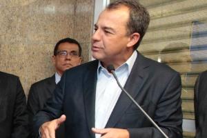 O ex-governador do Rio, Sérgio Cabral (PMDB)