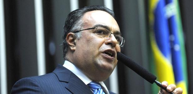 O deputado André Vargas (sem partido-PR) teve o mandato cassado nesta quarta-feira
