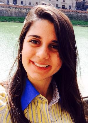 Beatriz Pêgo Damasceno, 18, gabaritou a Uerj e é aluna nota 1.000 na redação do Enem