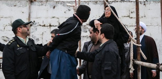 Em 2014, condenado teve a vida poupada quando estava prestes a ser executado, no Irã
