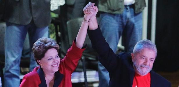 Dilma e Lula participam do 14º Encontro Nacional do PT, no Centro de Convenções Anhembi, em SP